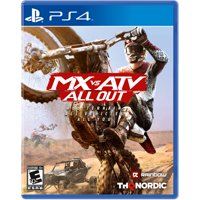 MX vs. ATV: All Out, THQ-Nordic, PlayStation 4, 811994021250