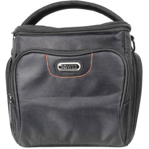 Bower Dazzle Bag Series Camera/Video Bag, Medium, Black