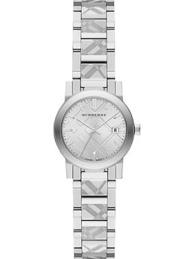 75279a46c Product Image Burberry The City Stainless Steel Ladies Watch BU9233