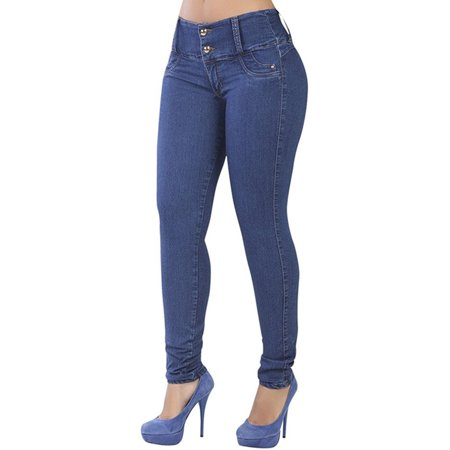 Women Solid Casual Skinny Jeans