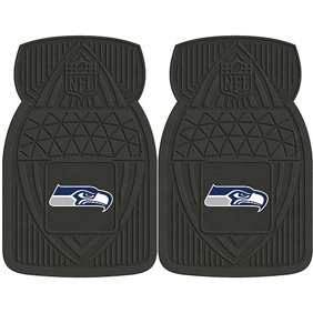 NFL - Seattle Seahawks Floor Mats - Set of 2 - Walmart.com