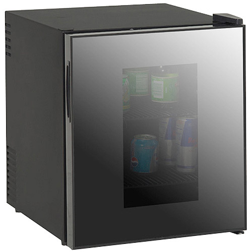 Avanti 1.7-cu ft Deluxe Beverage Cooler, Black