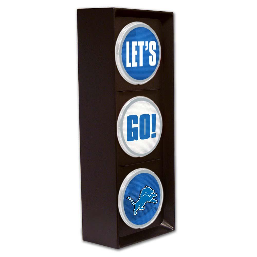 Detroit Lions Let's Go Light-lions