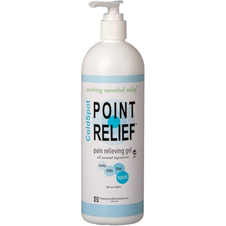 Point Relief? ColdSpot? Topical Analgesic