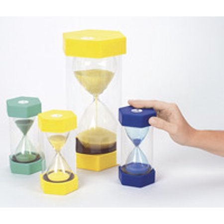 School Specialty Sand Timer - 3 min, 6-1/4 X 2-3/4 in