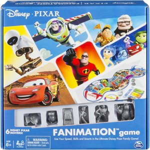 Disney Pixar Fanimation Game