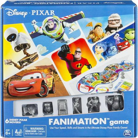 Disney Pixar Fanimation Game (Halloween Games On Disney Channel)