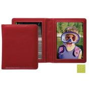 Raika RO 151 LIME 5.25in. x 6.5in. Travel Frames - Lime