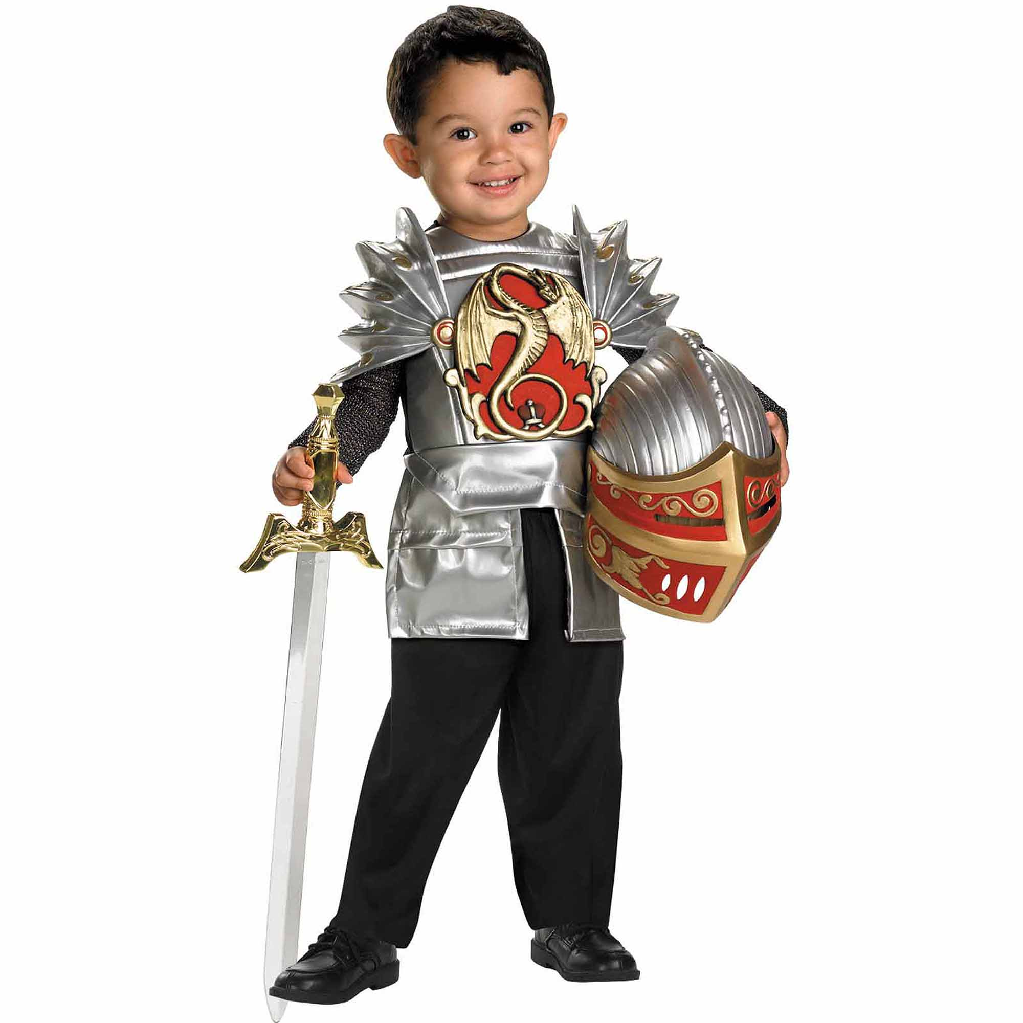 Knight of the Dragon Toddler Halloween Costume