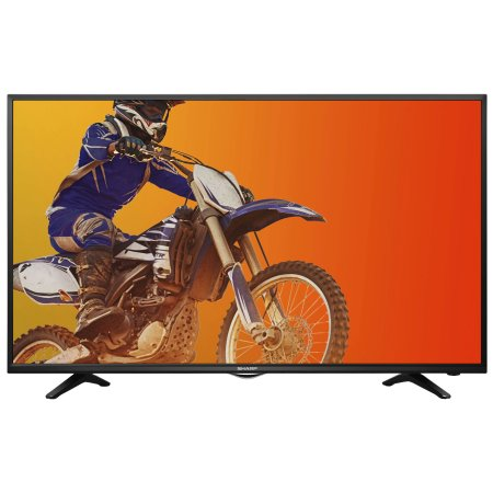 Refurbished Sharp 43'' Class FHD (1080P) Smart LED TV (LC-43P5000U) by Sharp