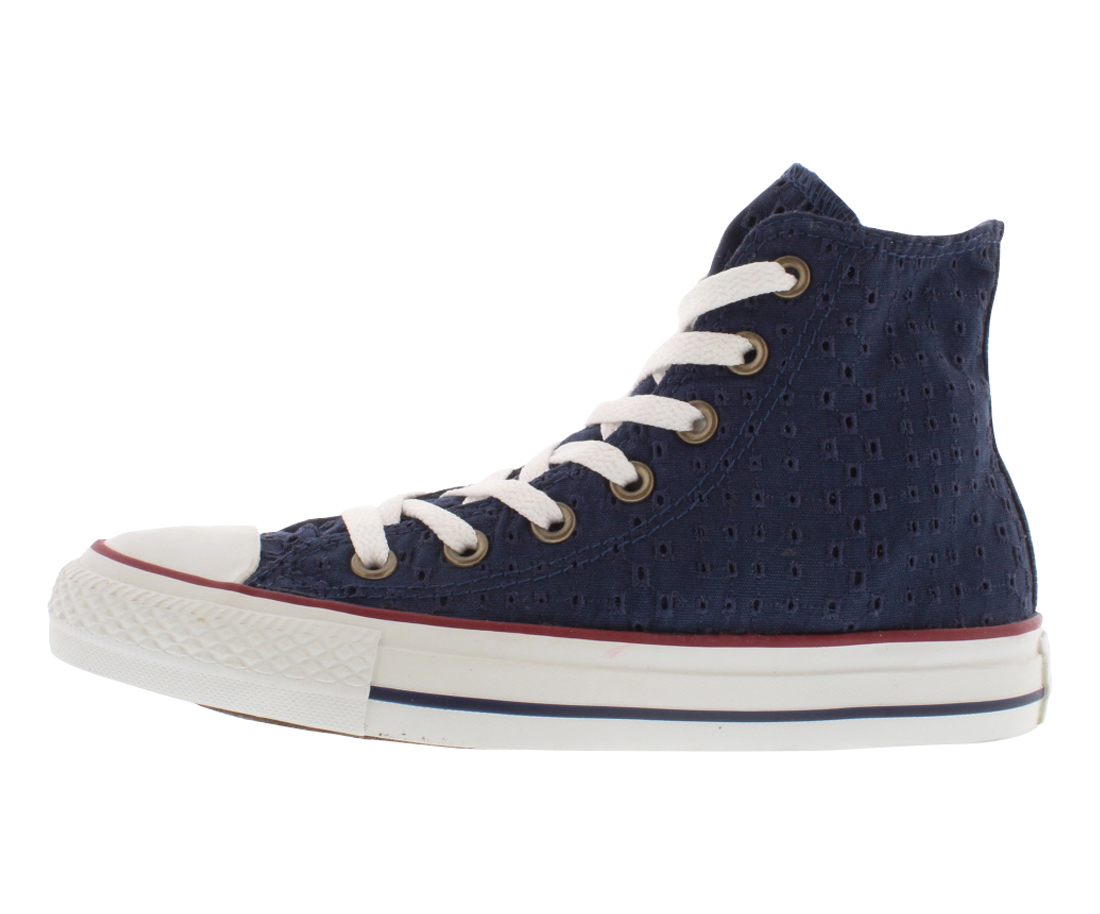 Converse Chuck Taylor Hi Eyelet Women's Shoes Size by