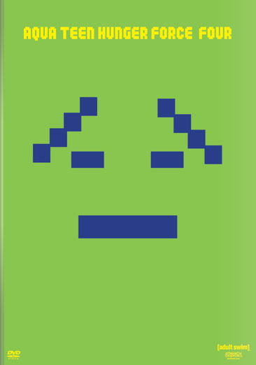 Aqua Teen Hunger Force, Vol. 4 by Turner Home Entertainment