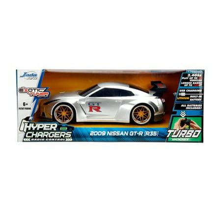 Jada Toys - 2009 Nissan GTR (R35) JDM 1:16 scale RC
