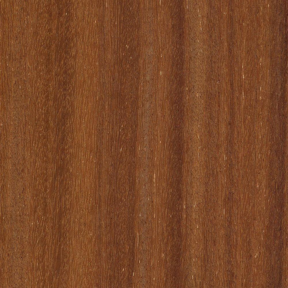 Take Home Sample Brazilian Teak Avalon Engineered Hardwood Flooring 5 In X 7 In