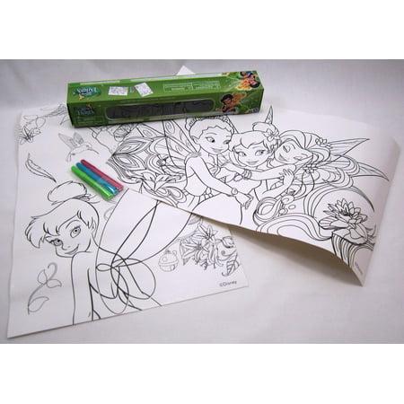 Disney Fairies Boxed Coloring Sheets with - Disney Halloween Coloring Sheets Printable