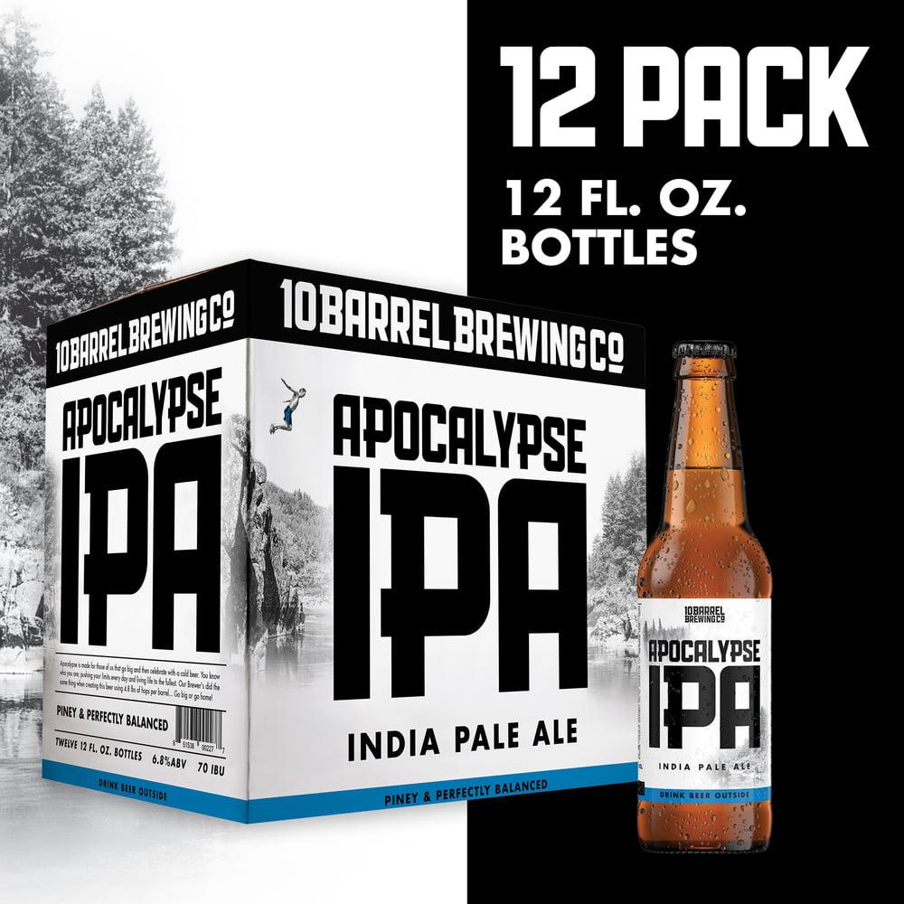 Beer Candle Apocalupse IPA