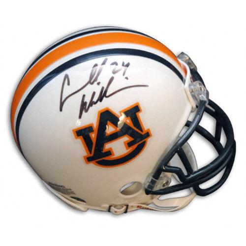 NCAA - Carnell ''Cadillac'' Williams Auburn Tigers Autographed Mini Helmet