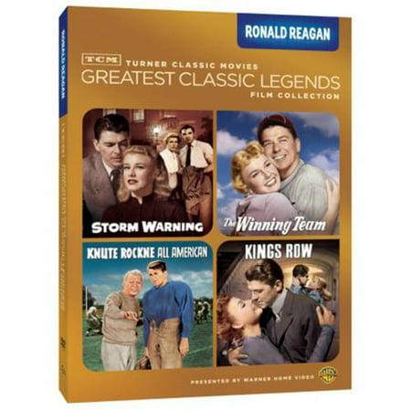 TCM Greatest Classic Films Legends: Ronald Reagan (DVD)