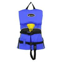 Rave Sport Universal Nylon PFD Infant Life Jacket, Blue
