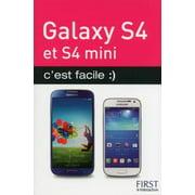 Galaxy S 4 et S 4 Mini c'est facile - eBook