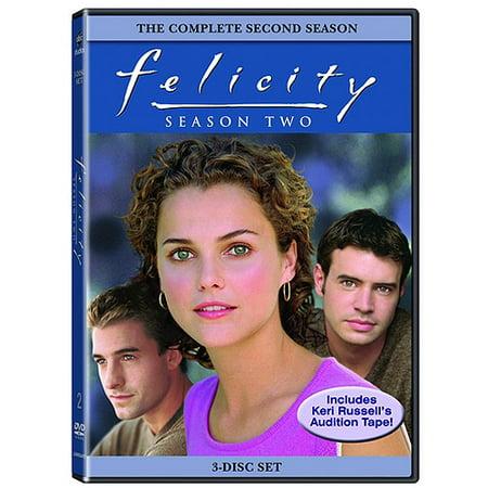 Felicity: The Complete Second Season (Widescreen)
