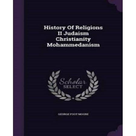 History of Religions II Judaism Christianity Mohammedanism - image 1 de 1
