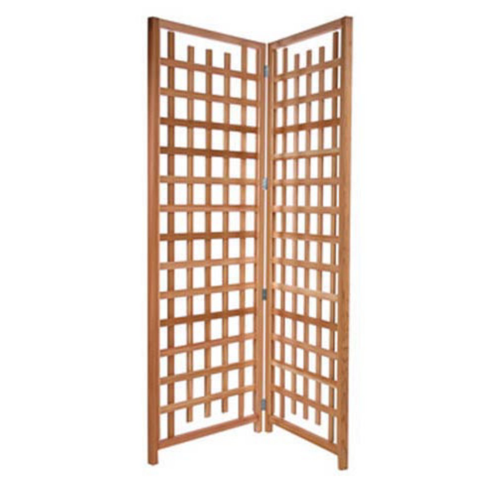 All Things Cedar 7 ft. Cedar Wood Privacy Screen Trellis by All Things Cedar