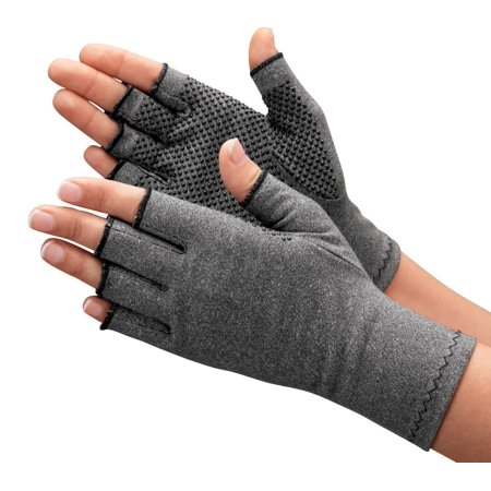 - Light Compression Gloves with Grippers