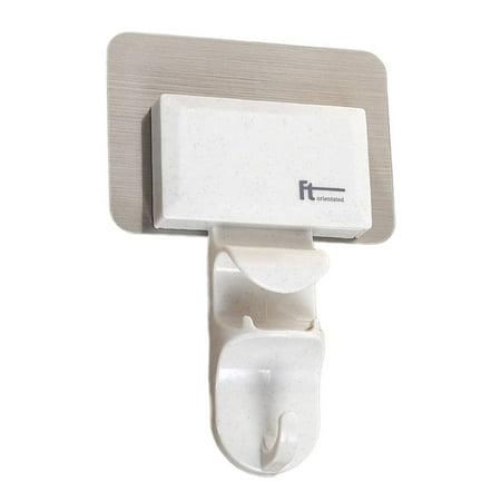Wall Mounted Washing Basin Organizer Holder Self-adhesive Pot Hanger Bathroom Storage (Wall Mounted Washbasin)