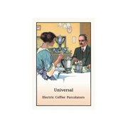 Universal Electric Coffee Percolators Print (Unframed Paper Print 20x30)