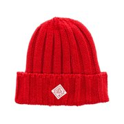 Staple Mens The Standard Beanie Hat, Red, One Size