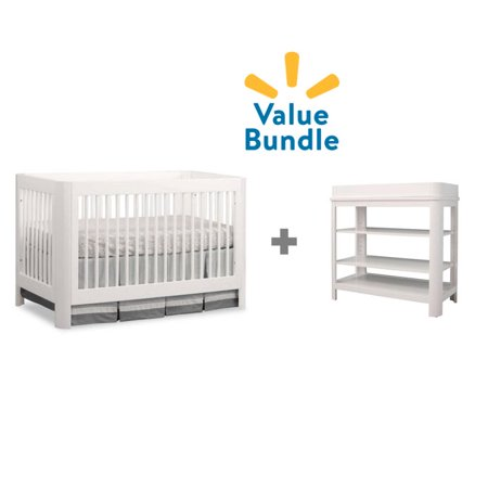 Afg Convertible Changing Table (Sorelle Chandler Convertible Crib + Changing Table Bundle )