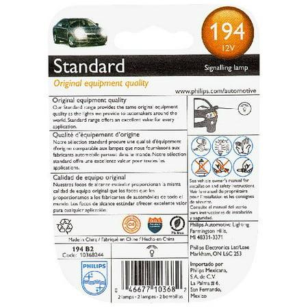 OE Replacement for 1993-1997 Mazda Miata Rear Side Marker Light Bulb