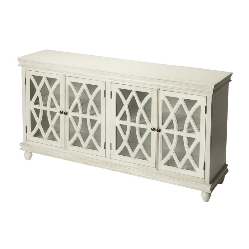 Butler Specialty Masterpiece Lansing Sideboard in Off White by Butler Specialty