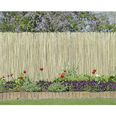 gardman r647 13 39 x 5 39 split bamboo fencing. Black Bedroom Furniture Sets. Home Design Ideas
