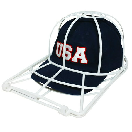 - Cap Washer Baseball Cap Washer Great Hat Cleaner and Ball Cap Hat Washer. Clean Your Entire Collection From Your Cap Organizer, Hat Rack in Your Dishwasher or Washing Machine