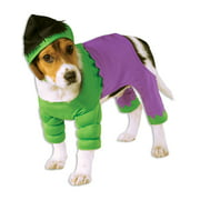 Marvel Incredible Hulk Pet Dog Superhero Muscle Chest Costume