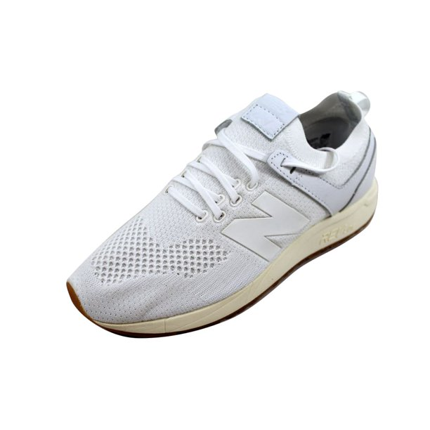 New Balance Men's 247 White/Gum MRL247DW