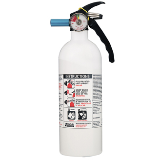 Kidde Mariner Fire Extinguisher UL rated 5-B:C