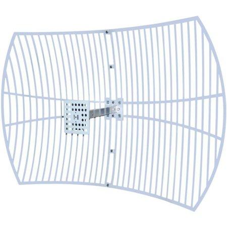 Ventev / TerraWave 2.4-2.5 GHz 23.5dBi Parabolic Grid Antenna