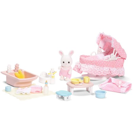 Calico Critters Sophie's Love 'n Care, Ready to Play with Figure and Accessories