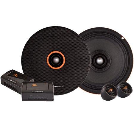 Cadence Zrs6km 6 5  Two Way High Spl Midrange Component Speaker System