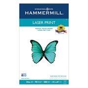 Hammermill Laser Print 24lb 8-1/2 x 14 98 Bright 500 Sheets/1 Ream (104612)