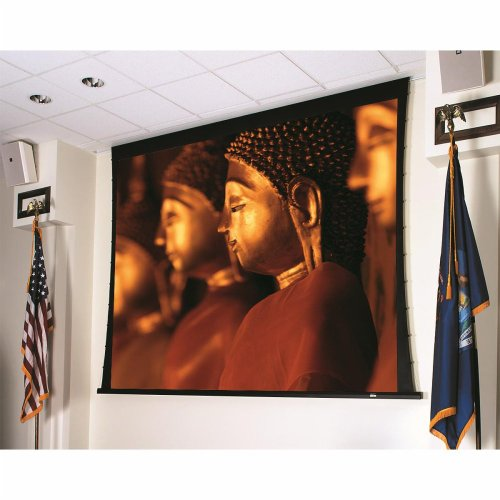 Draper 118184 Ultimate Access/Series V Motorized Front Projection Screen - 96 x 96''