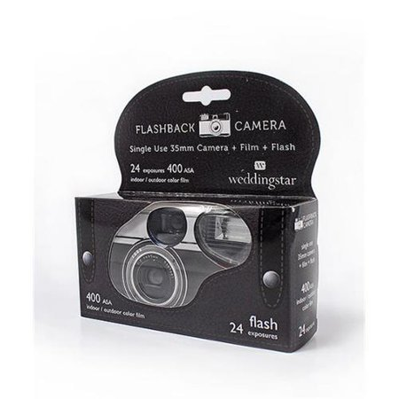 - Single Use Vintage Design Wedding Camera Favor