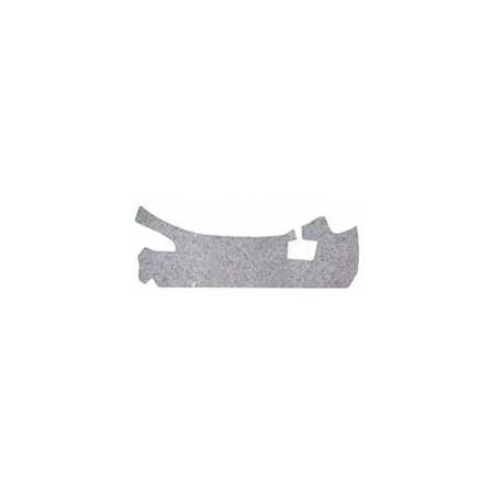 Camaro Under Dash - Eckler's Premier  Products 33-346523 - Camaro Under Dash Insulation