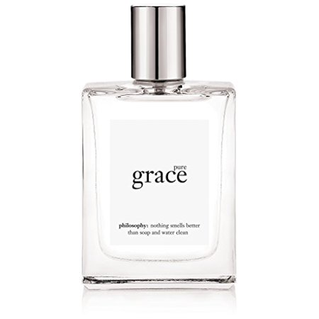 Pure Grace Spray Fragrance With Ultimate Clean & Soft Scent by Philosophy - 2 oz ()