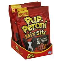 Pup-Peroni Mix Stix Real Beef + Sweet Potato Flavor Dog Snacks, 5.6-Ounce