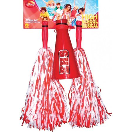 High School Musical Cheerleader Accessory Set (High School Musical Costume)
