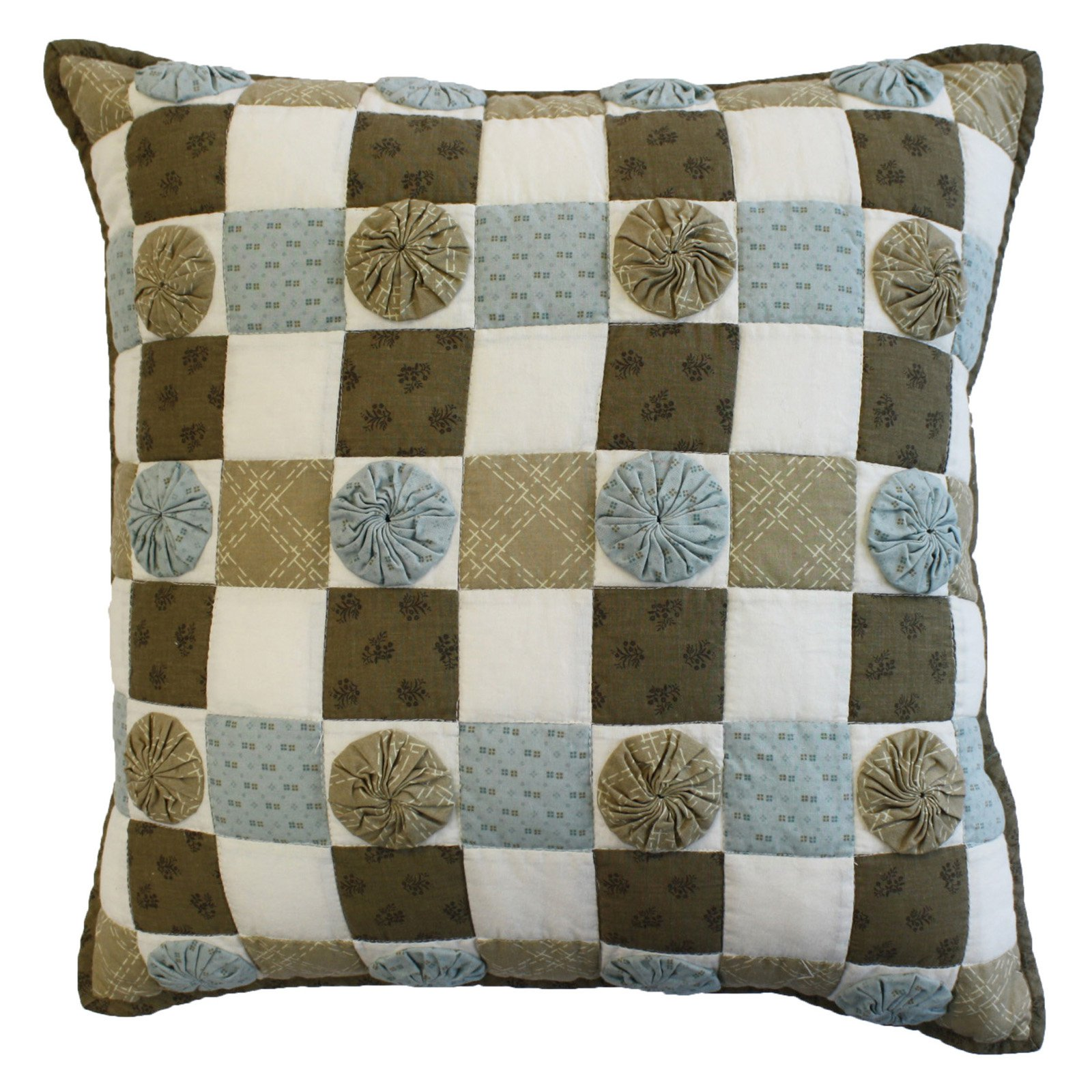 Kerry Multicolored Throw Pillow by Nostalgia Home